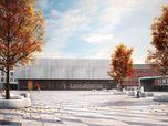Rendering spazio pubblico Savosa