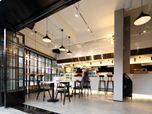Amancook Cafe' Design  味匠咖啡厅设计