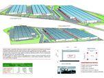 Polo industriale tecnologico a basso impatto interamente autonomo, tramite la copertura BARACLIT BPOWER di Solarlab.