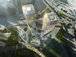 Zhejiang Gate Towers