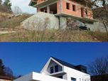 Renovation of unfinished residential building