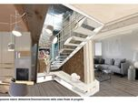 parziale ristrutturazione interna di abitazione