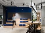 The office for DPG creative communications agency