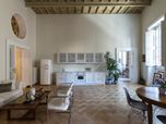 Renovation in the historical city centre of Rome