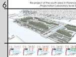 Re-project of the south area in Florence