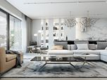 Graceful apartment in Brno, Czech Republic