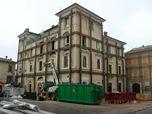 Messa in sicurezza degli edifici nel centro storico dell'Aquila - Zona Rossa