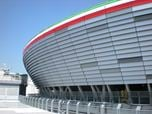 New Juventus stadium
