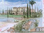 villa toscana in spagna