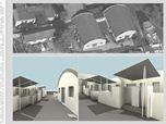 Intervento di rigenerazione urbana e riconversione edilizia di ex-capannoni industriali artigianali