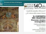 """""""Il convento dei Celestini. Percorso storico iconografico""""."""