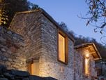 Mountain Stone House