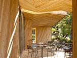Sokol Blosser Winery's New Tasting Room