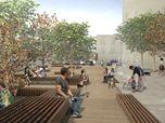 """1° Classificato: Concorso di Progettazione per Riqualificazione di uno spazio urbano """"Piazza Clemenziano"""" a Nola"""