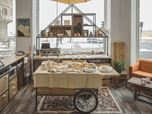"""""""ENTRE TABLAS, LOOK AND CHEESE"""" POP UP CHEESE STORE/BAR"""