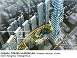 Chengdu Citadel Master plan