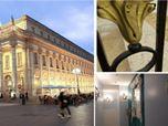 Grand Théâtre de Bordeaux (cl M.H), Bordeaux (33), Mise en accessibilité handicapé