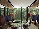 Showroom KITON Milano
