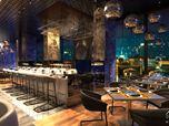 Stardust - restaurant interior design