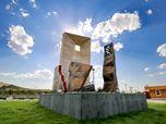Arasbaran earthquake memorial