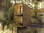 SMALL HOUSE COUPLE