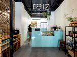 raiz, honest food and coffee