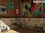 Children multifunctional space