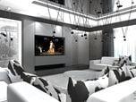 White Rabbit - contemporary house interior design