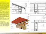 Straw bale house construction details