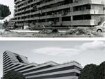 UN-Habitat: Urban Revitalization of Masshousing - International Competition - Scampia's Sails - 1st National Position
