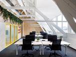 Upfield office 'The Attic'