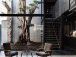 Moebius concept restaurant