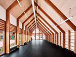 New Gonzague Saint Bris social and cultural center