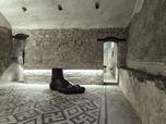 Restauro mosaici romani