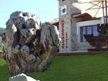 Piazza dell'Anello a Monte Livata