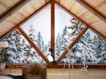 Winter Cottage - Mansard