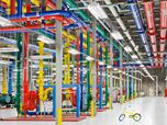Google Data Center - Where the Internet lives
