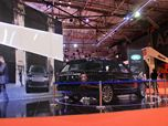 Land rover booth in VMS2013