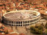 Concorso internazionale di idee per la copertura dell'Anfiteatro Romano Arena di Verona - 1° classificato