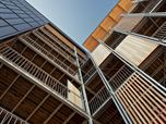 Immeuble de 42 logements, bureaux et commerces