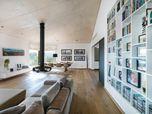 Modern family residence