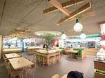 Pappami Fresh Food Café Progetto d'interni Ristorante