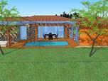 bozza progetto casa unifamiliare