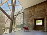 Refurbishment of the Lateral Building of the Monastery of San Clodio
