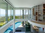 Open & Reflective Space by Dupuis Design
