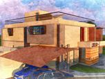 Residential Architecture - Shaunakbhai Vyas Project By VH Designs Studio
