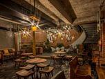 Restaurant Interior & Landscape