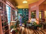 Remodelling Botanique Café Bar e Plantas