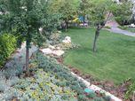 Un giardino botanico per l'Hotel Gran Paradiso