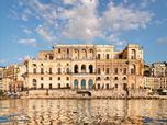 Restauro architettonico con adeguamento impiantistico ed opere accessorie,  di Palazzo Donn'Anna, edificio monumentale di Cosimo Fanzago